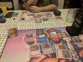 A board state from Thursday night